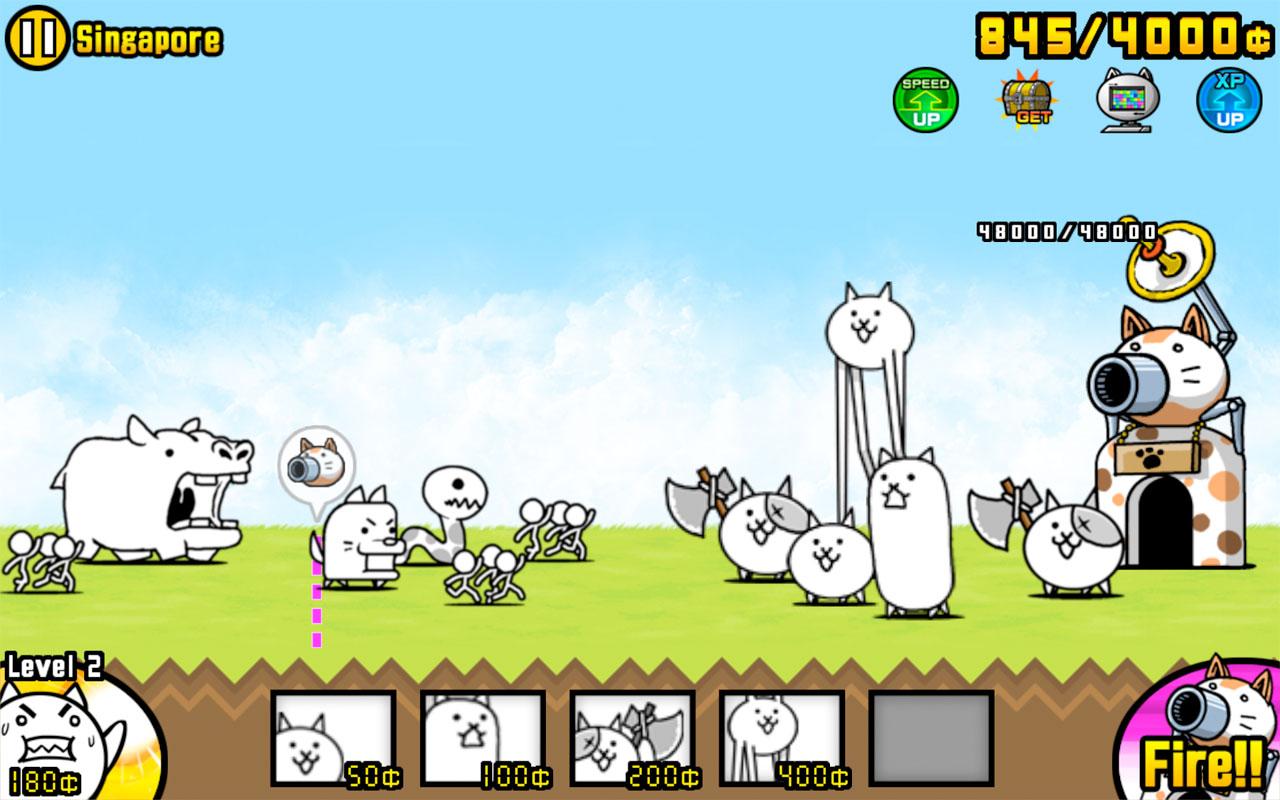 battle cats