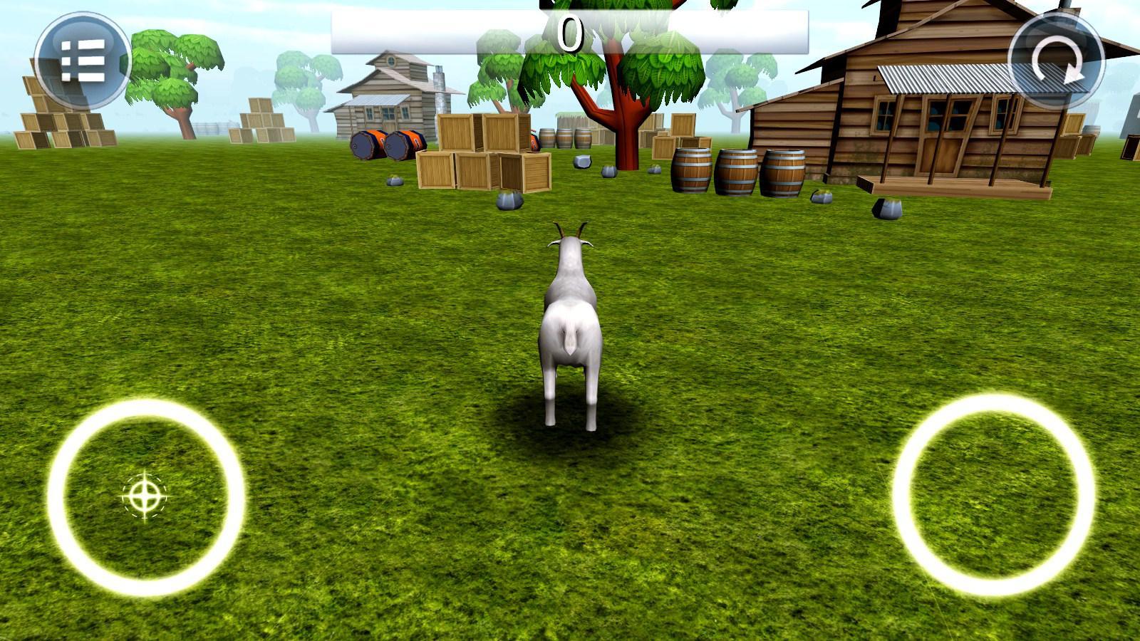 симулятор козла скачать