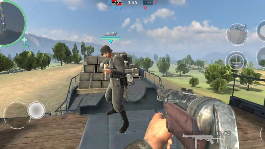 скачать world war heroes