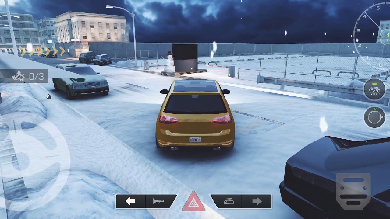 скачать взломанный car parking