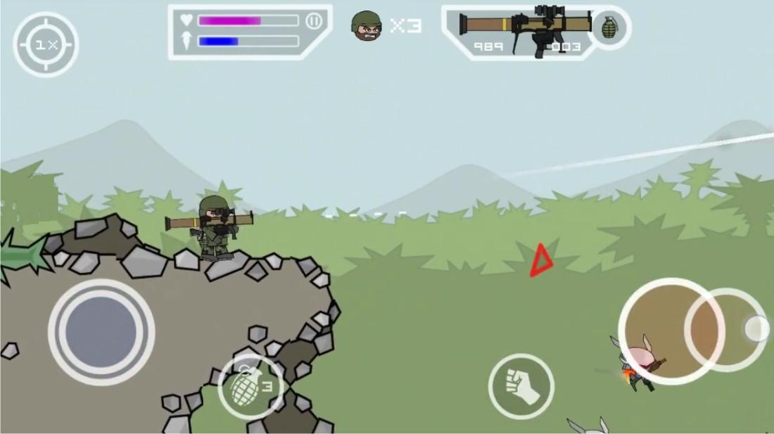 скачать мини милития