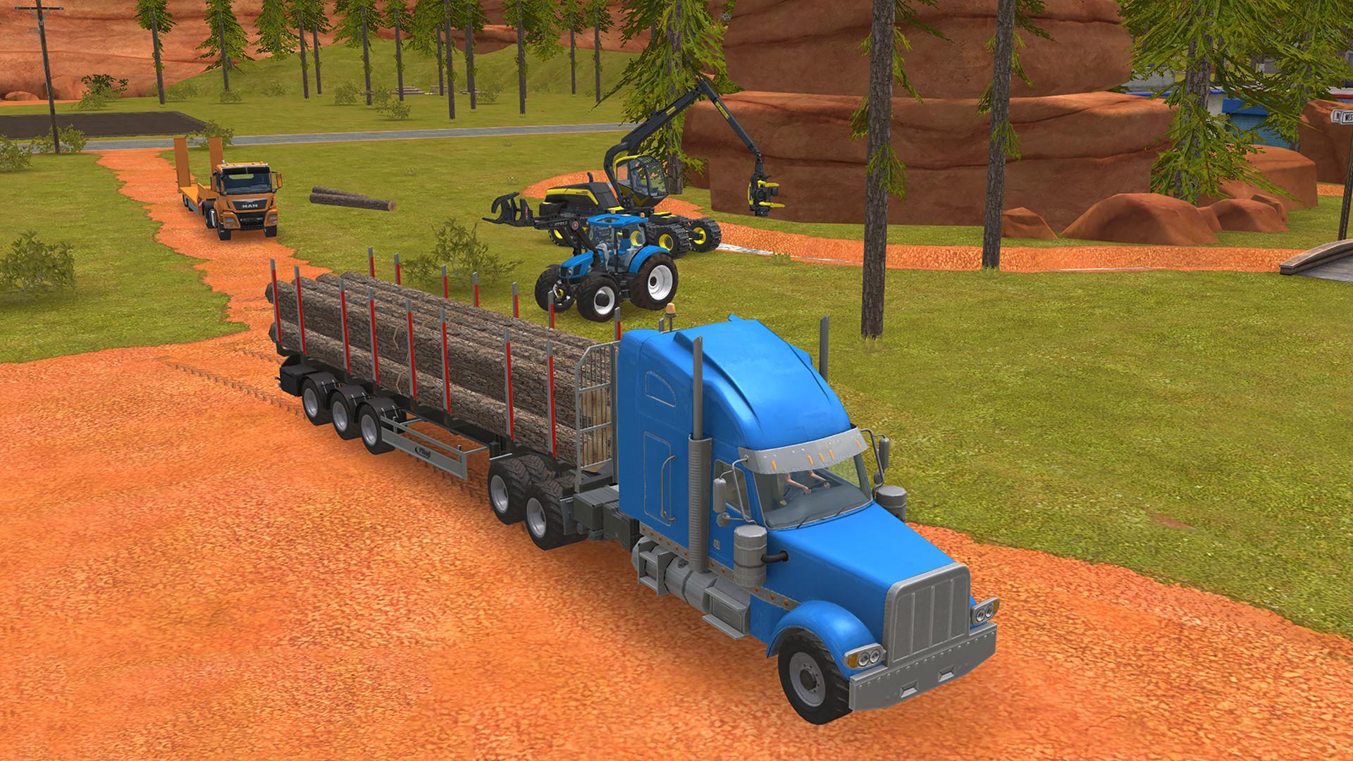 farming simulator 18 скачать на андроид