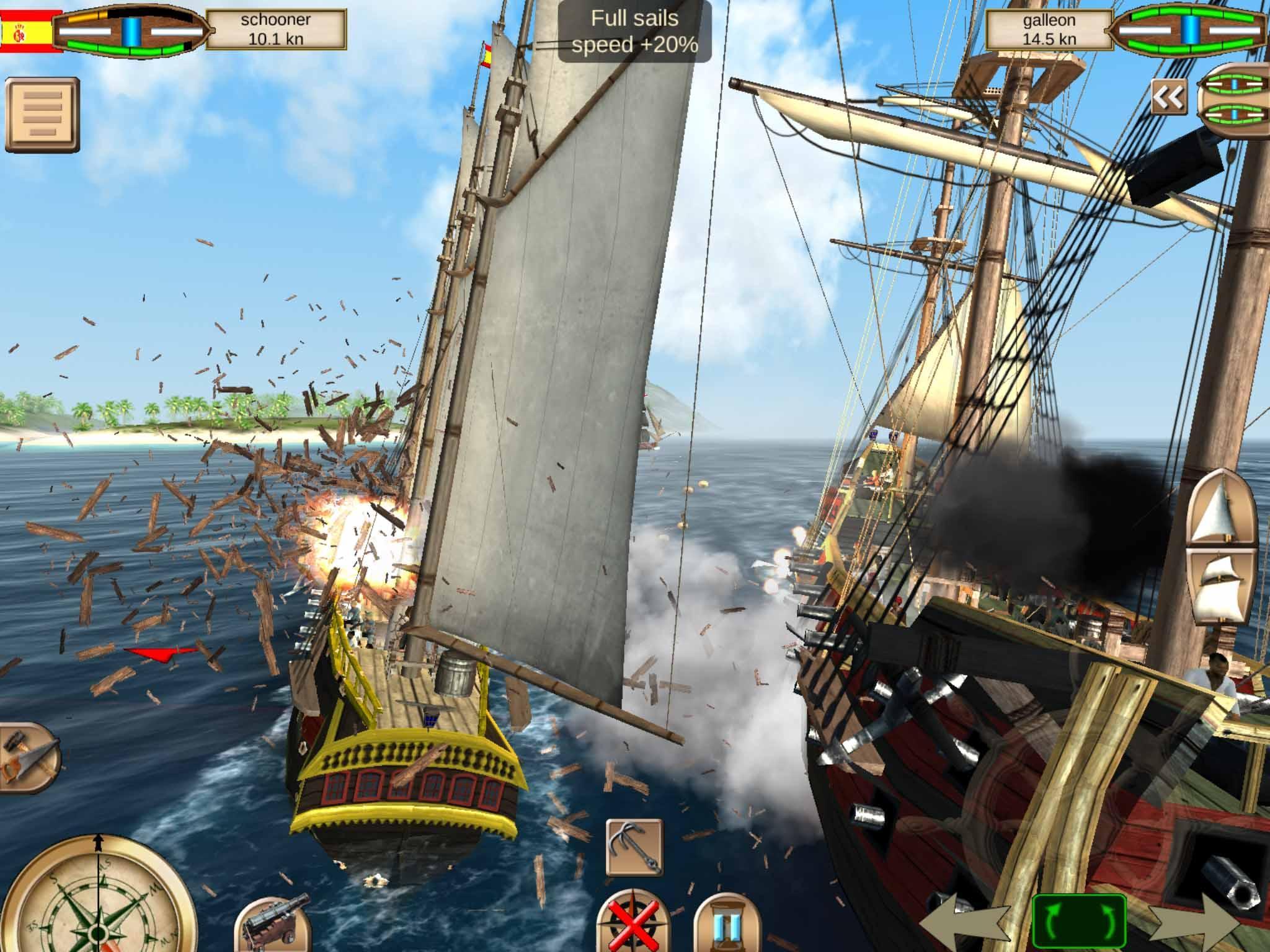 the pirate caribbean hunt взлом