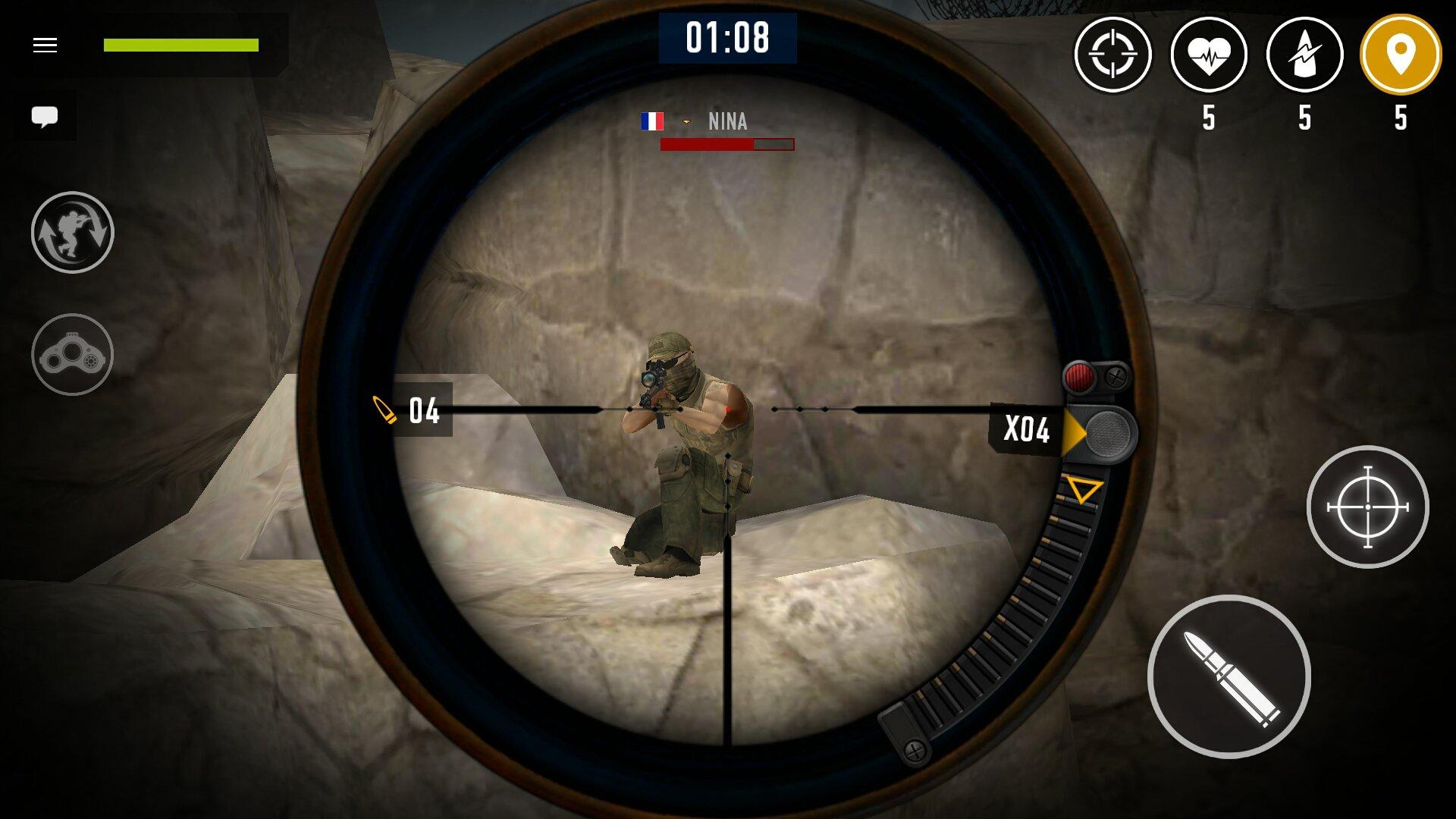 скачать взлом снайпер арена