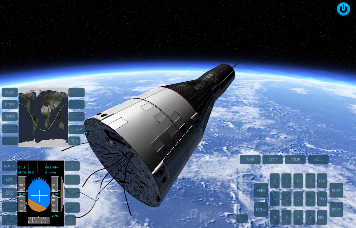 space flight simulator полная версия скачать