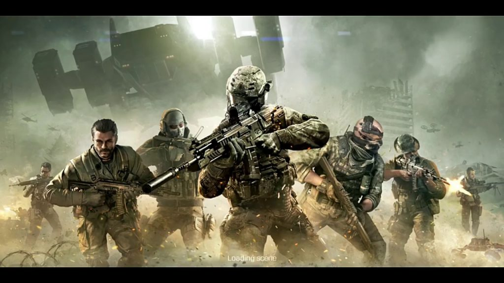 Call of Duty мобайл