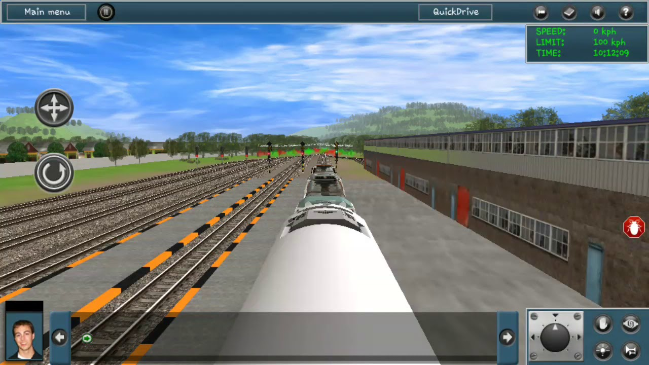 скачать trainz simulator