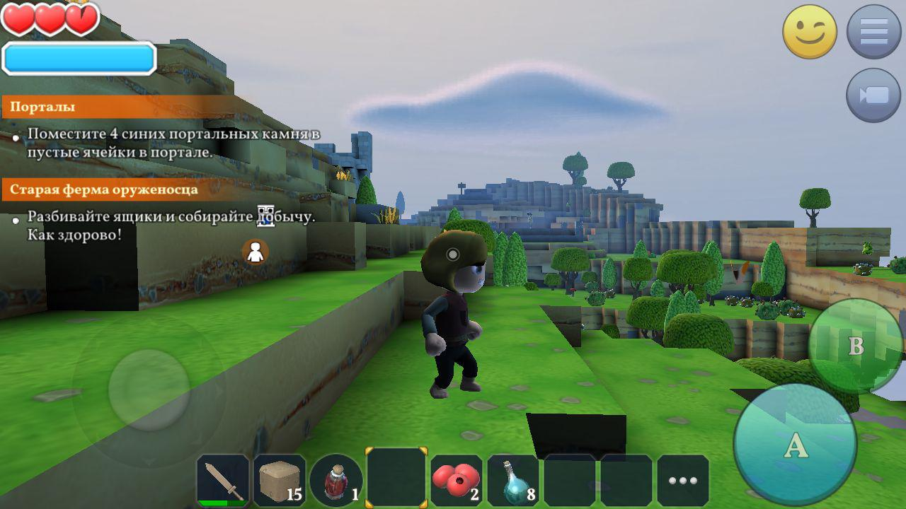 portal knights скачать на андроид