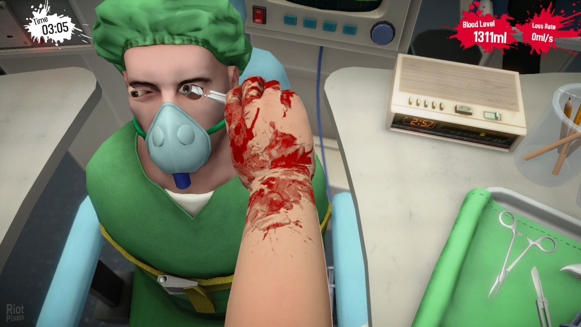 surgeon simulator скачать