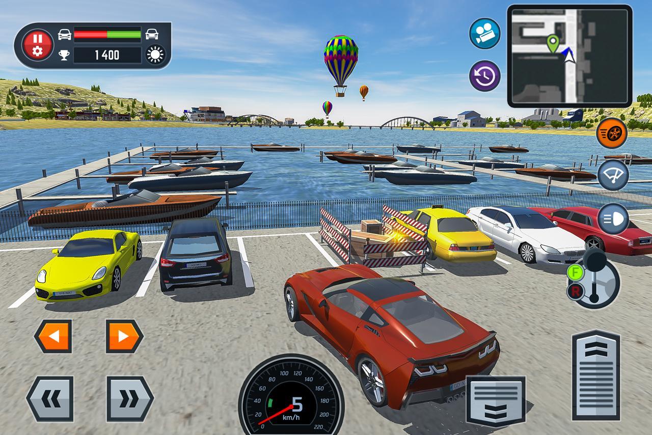 симулятор вождения скачать