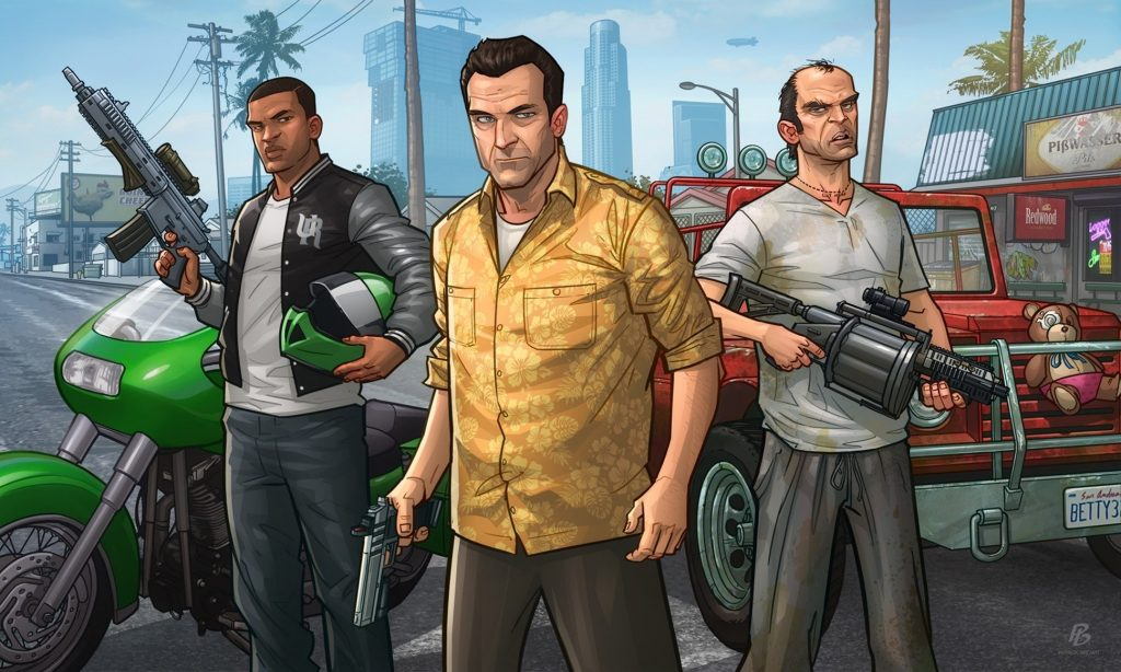 игры GTA