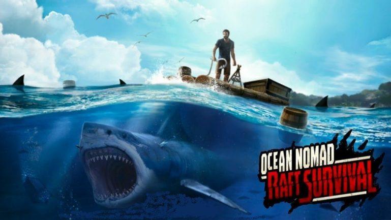 Ocean Nomad - Выживание на плоту