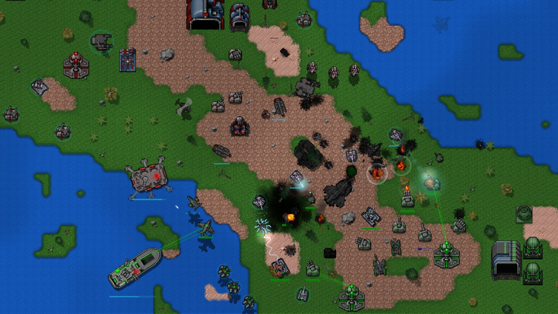rusted warfare скачать полную версию