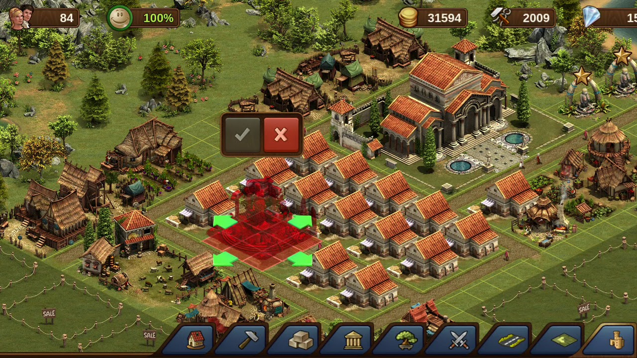 forge of empires играть онлайн