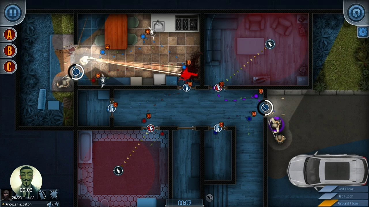 door kickers action squad на андроид