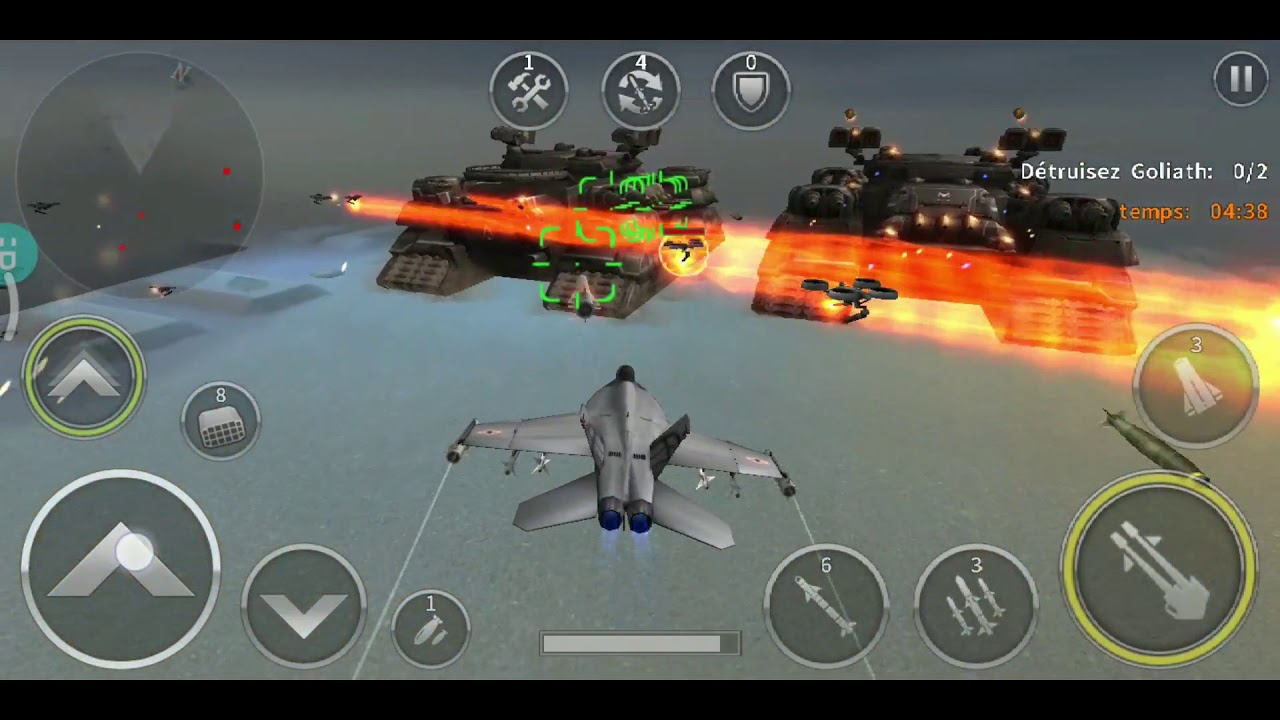 gunship battle mod
