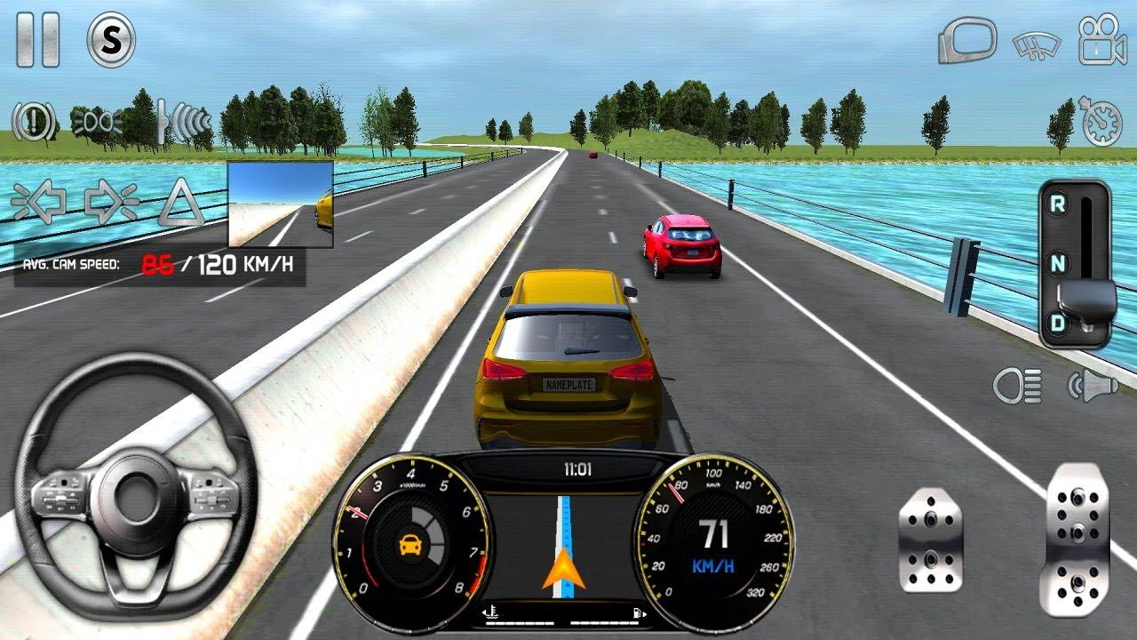 скачать взломанный real driving simulator