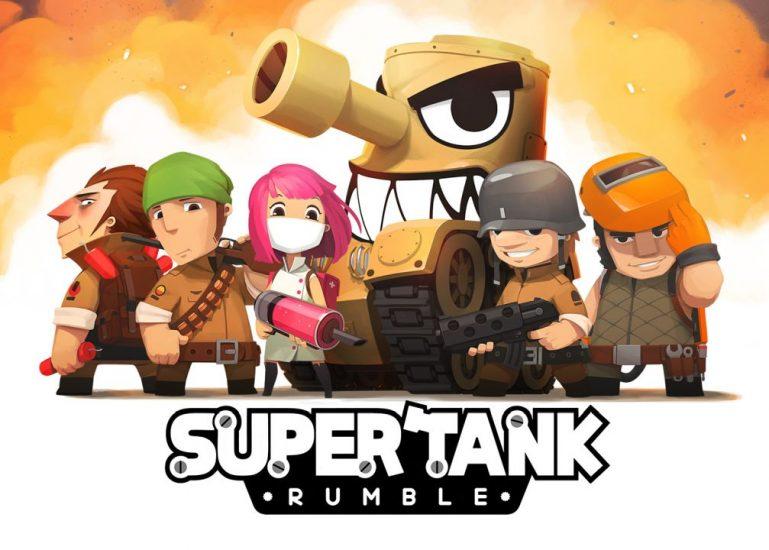 Супер битва Танков