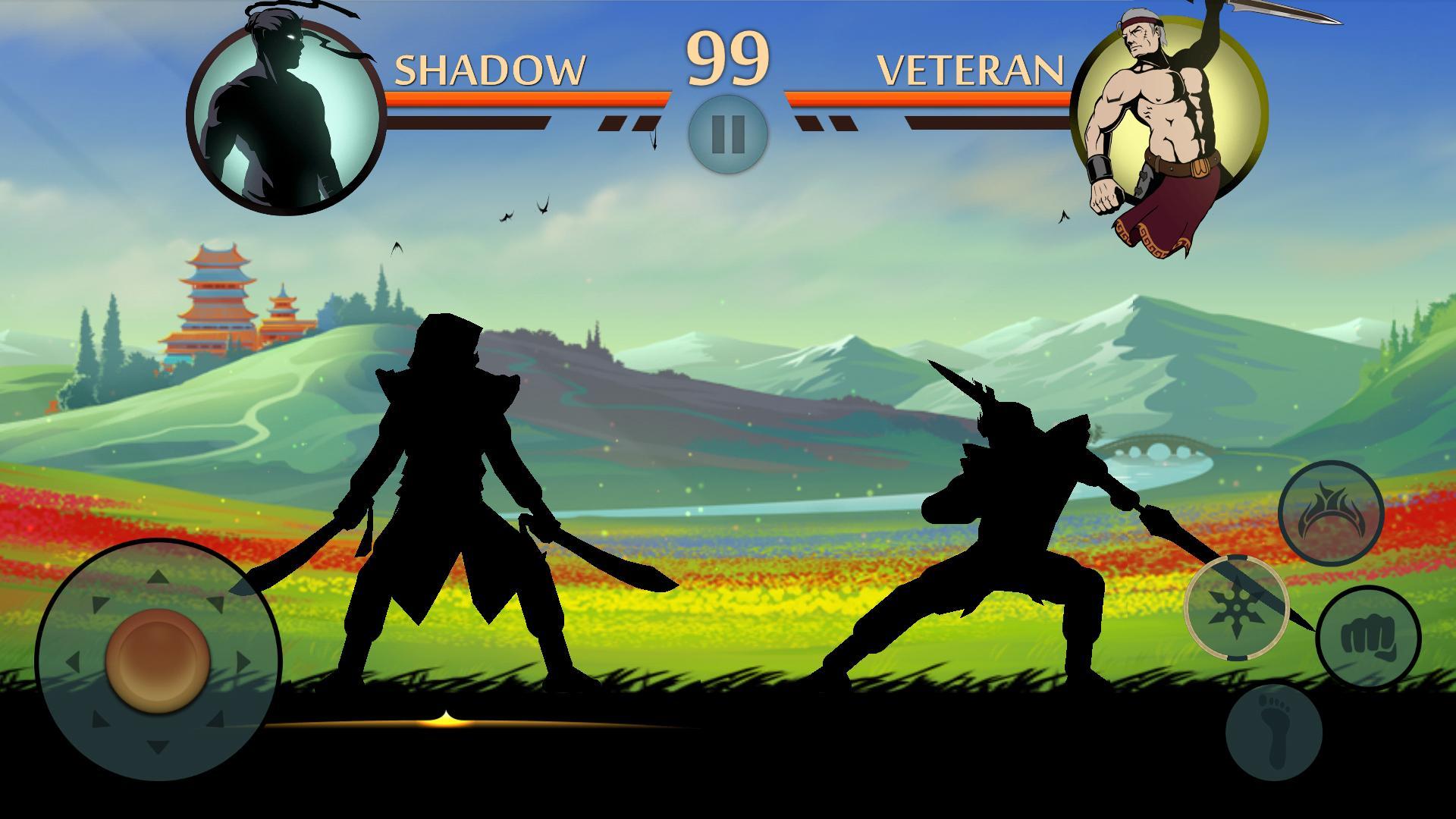 скачать shadow fight 2 взломанный