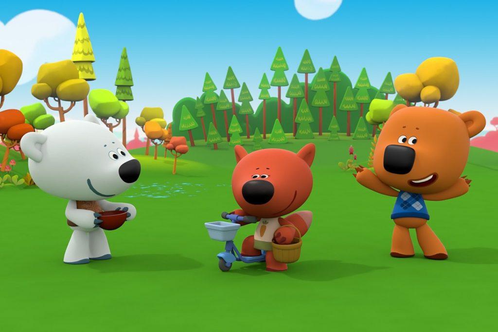 персонажи в игре Ми Ми Мишки