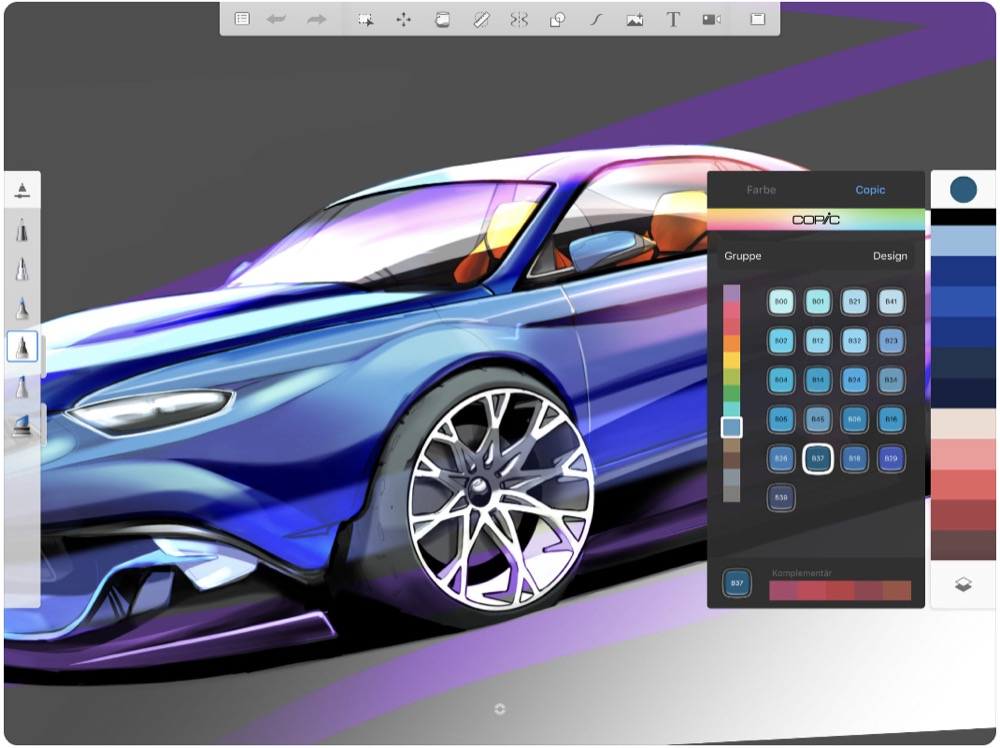 autodesk sketchbook pro скачать на андроид