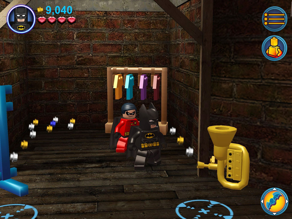 скачать лего бэтмен