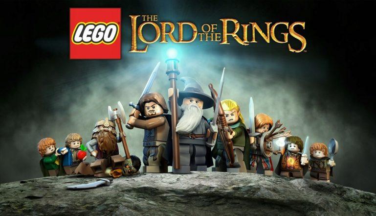 LEGO Властелин Колец