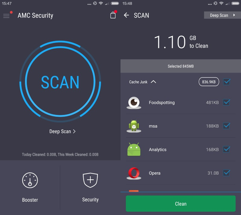 amc security pro