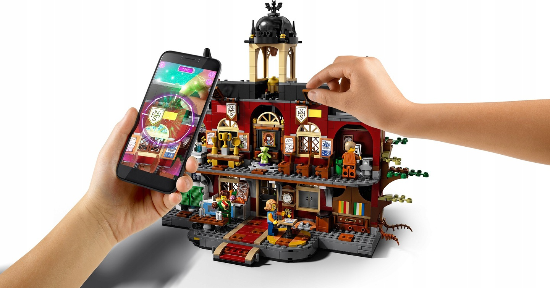 hidden side lego приложение