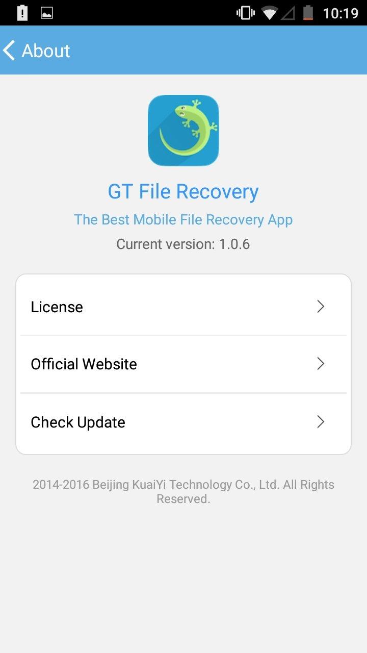 скачать gt recovery