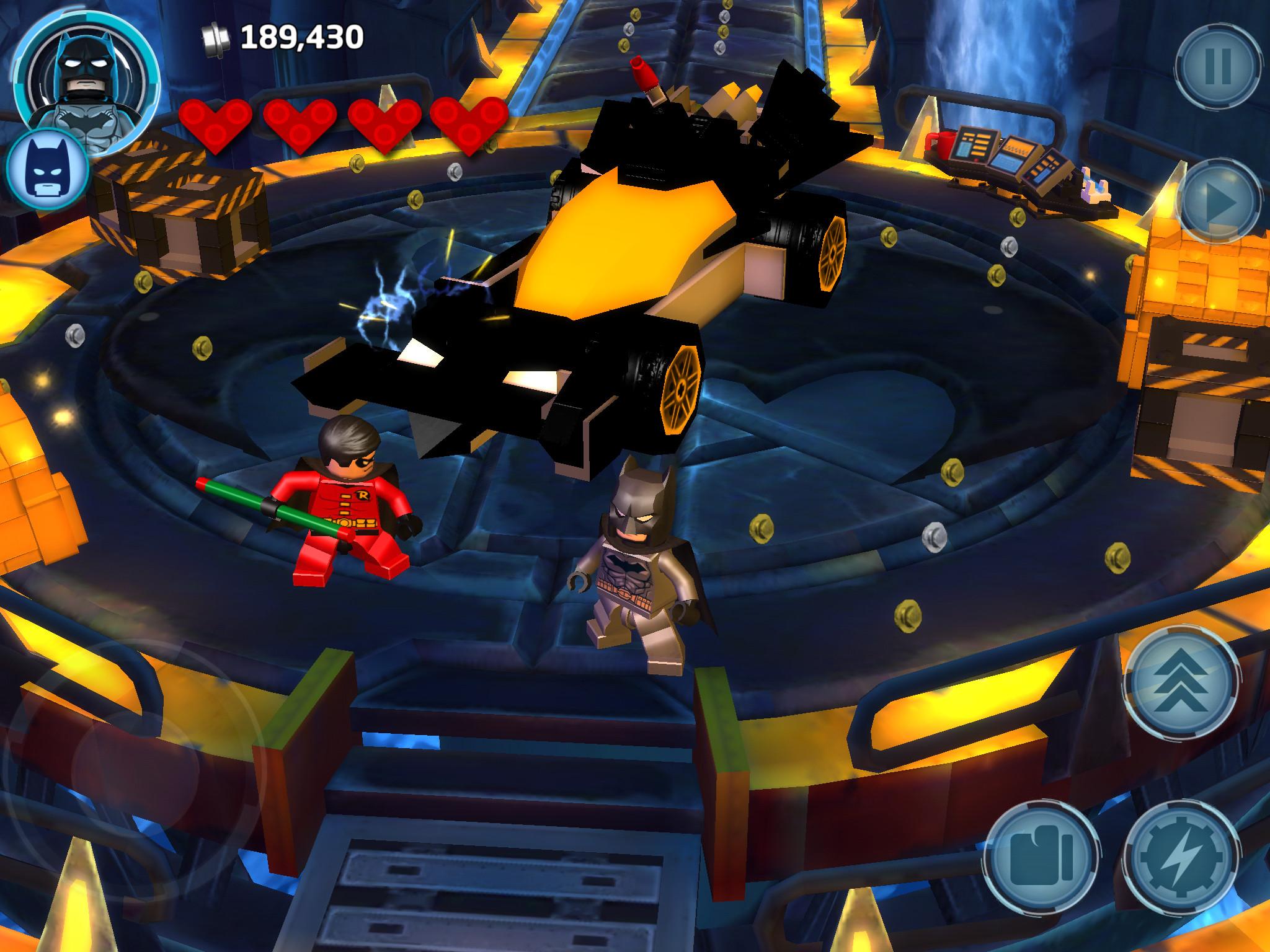 скачать игру лего бэтмен