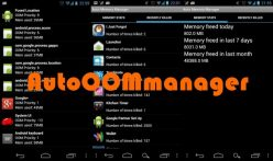 AutoOOMmanager