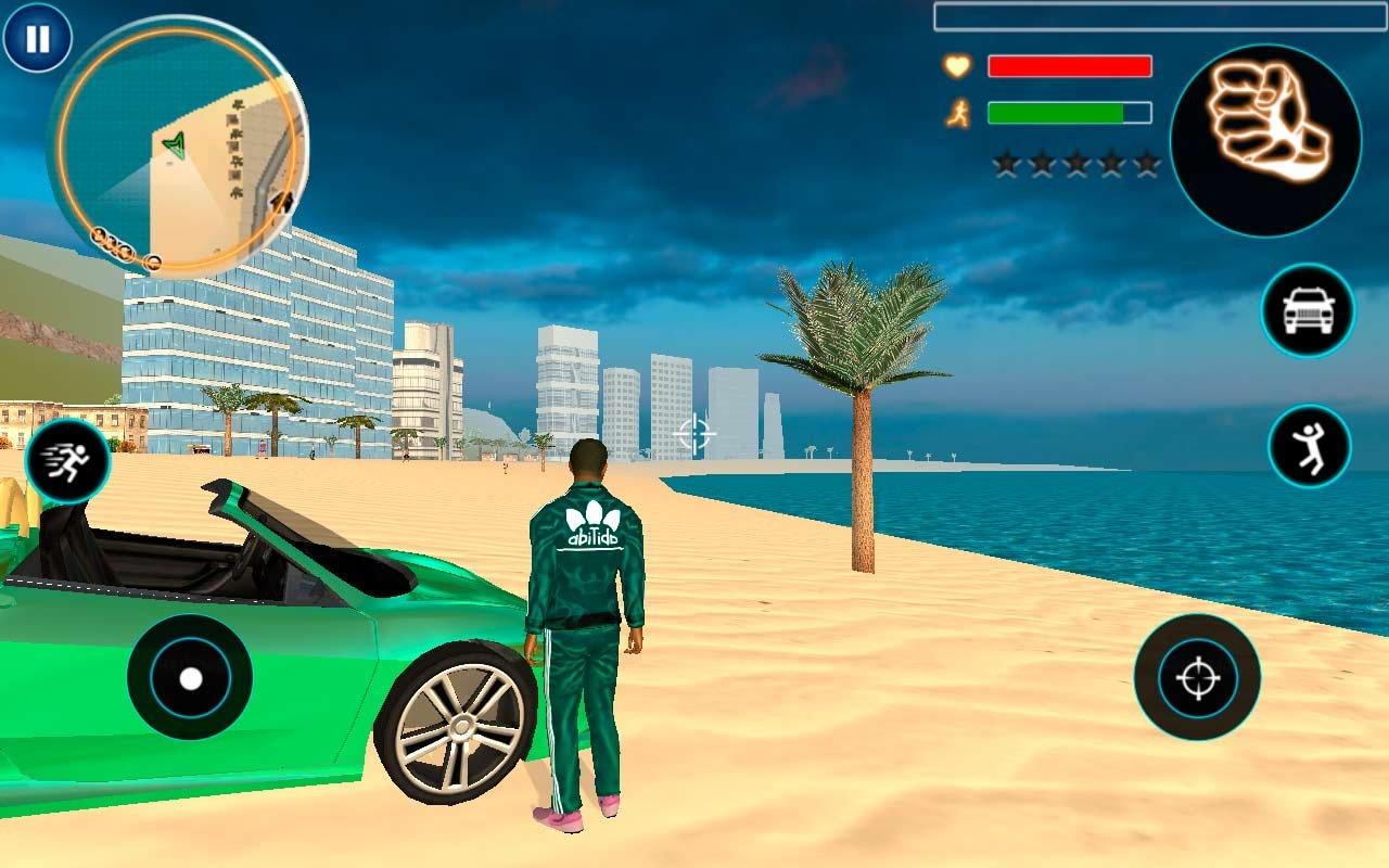 скачать взломанную игру real gangster crime