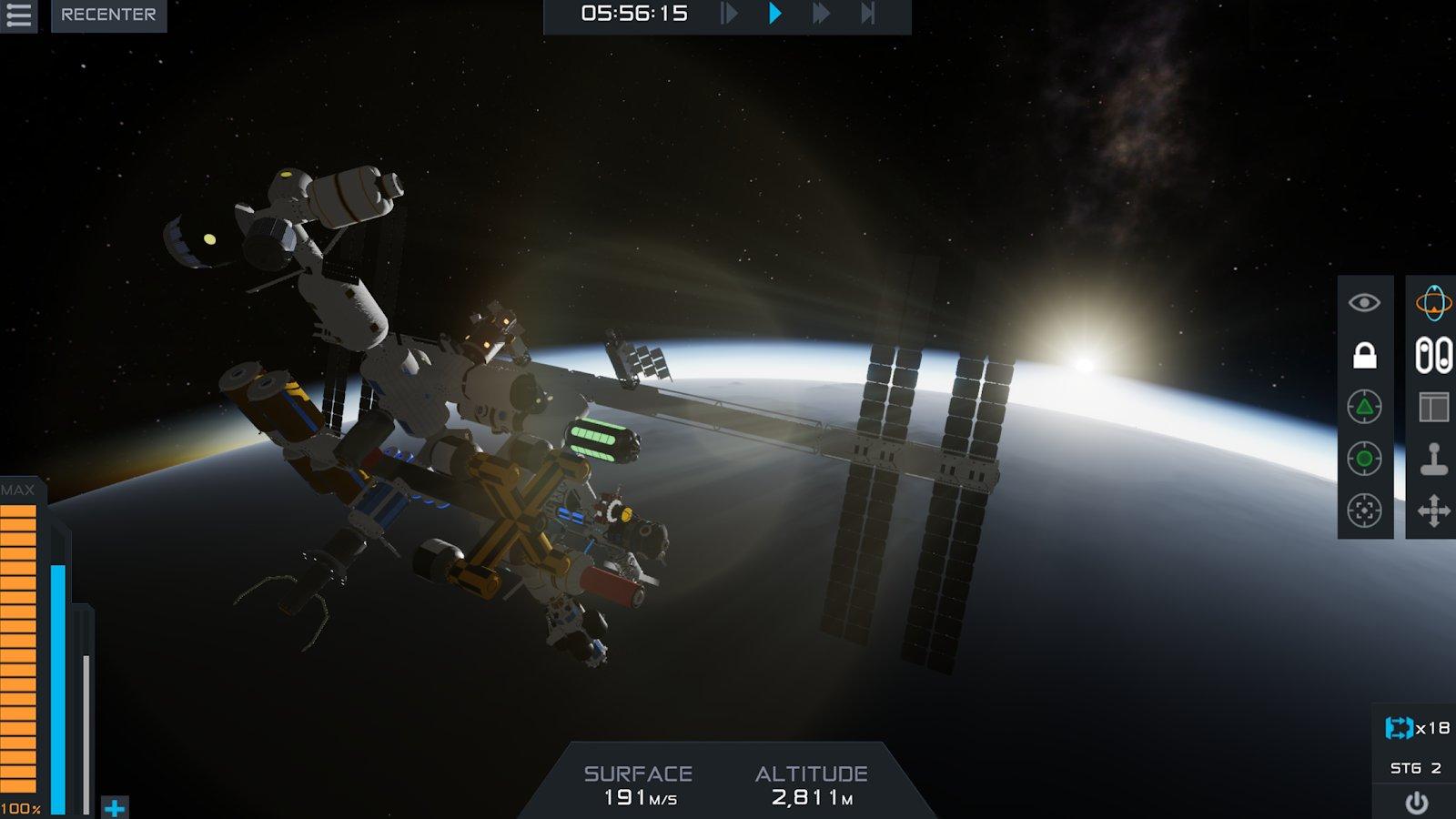 simple rockets 2 скачать на андроид