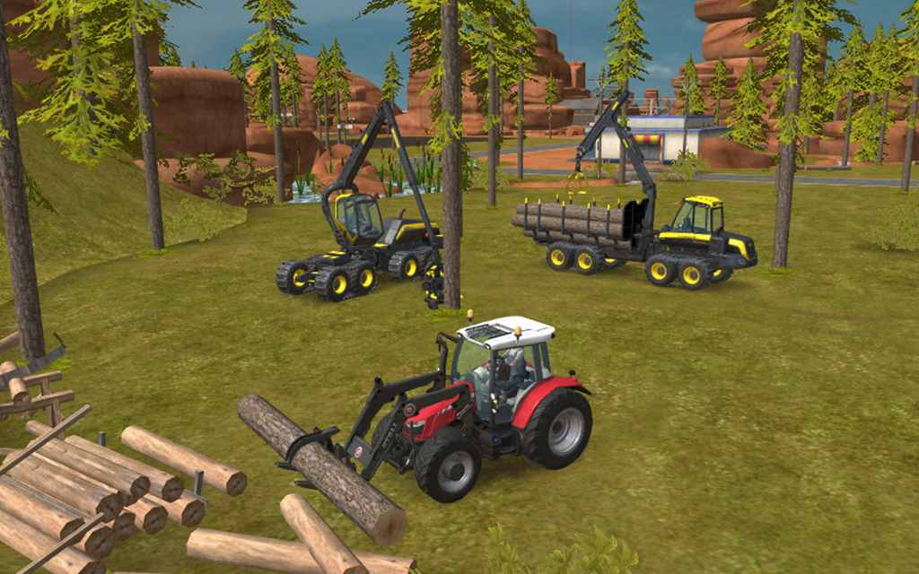 скачать farming simulator 19 на андроид