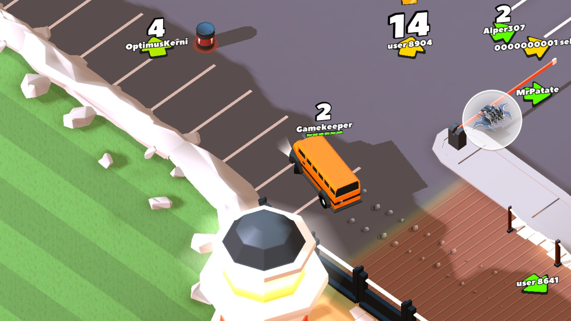 crash of cars скачать взлом