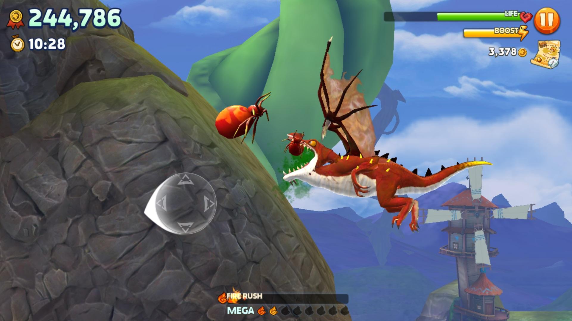 скачать взлом hungry dragon
