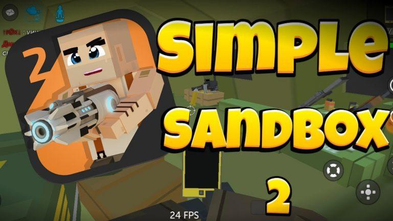 Simple Sandbox 2