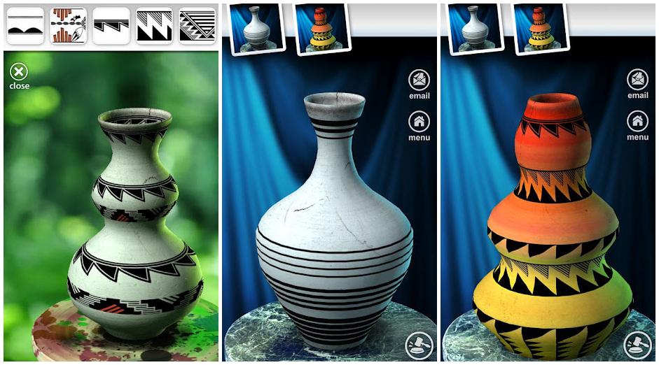игра Let's Create! Pottery 2 на телефон