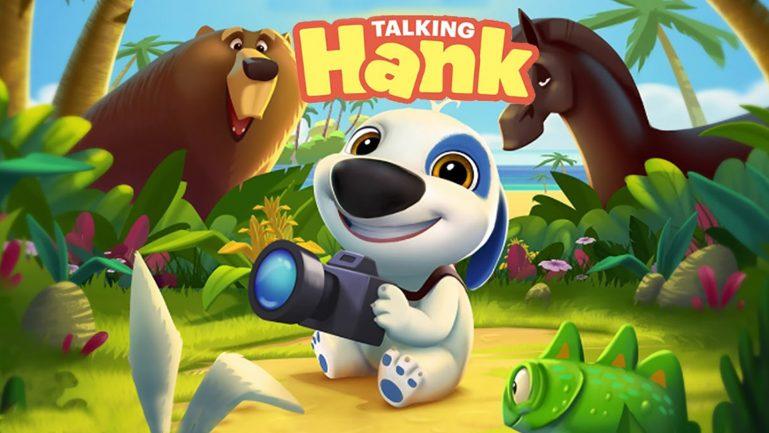 Мой Говорящий Хэнк