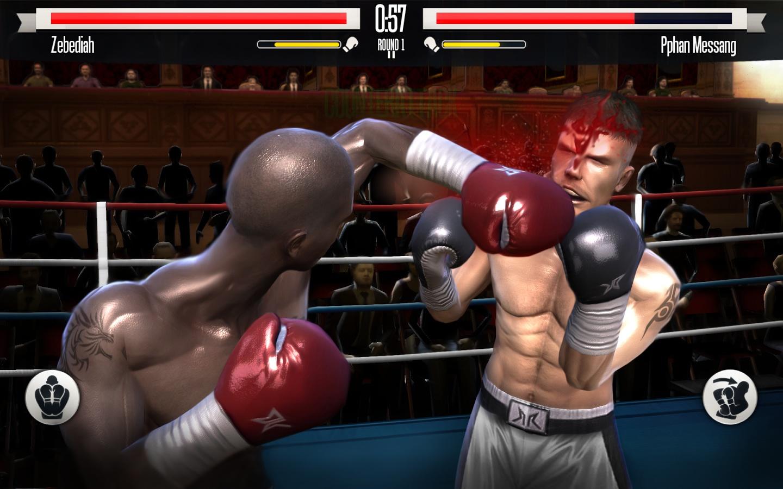 скачать взломанный real boxing
