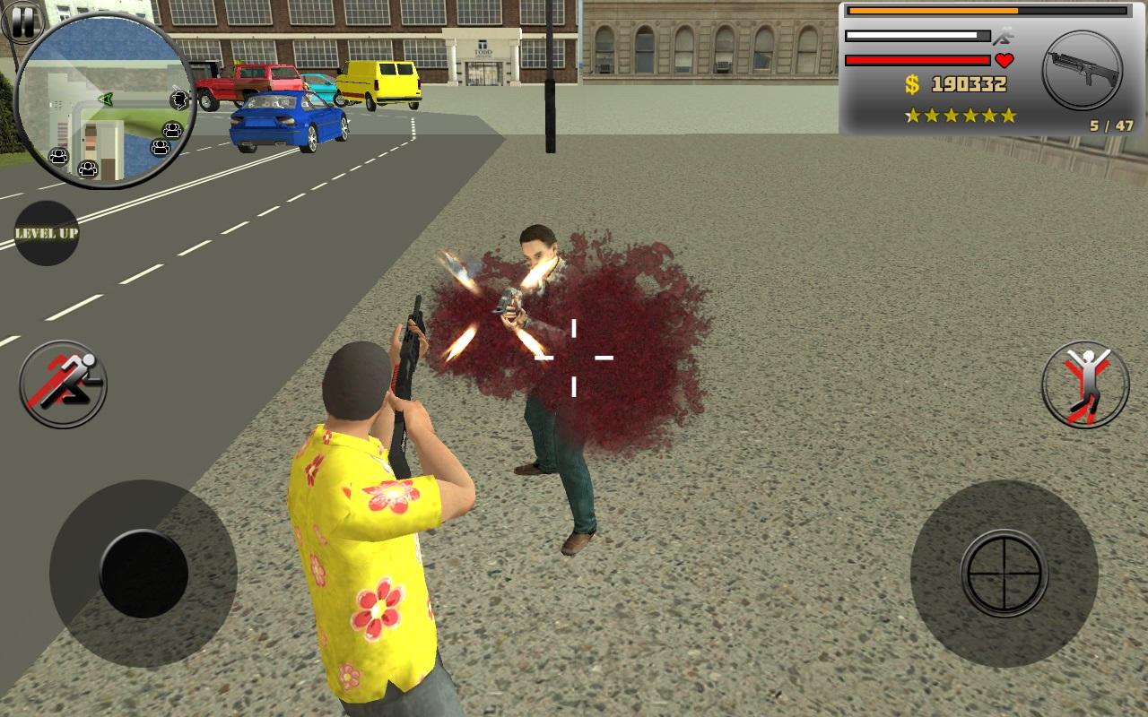 скачать взлом real gangster crime