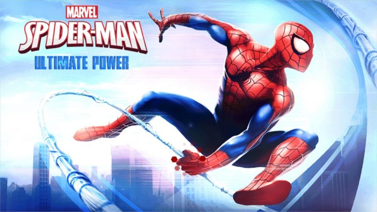 Spider man Ultimate Power