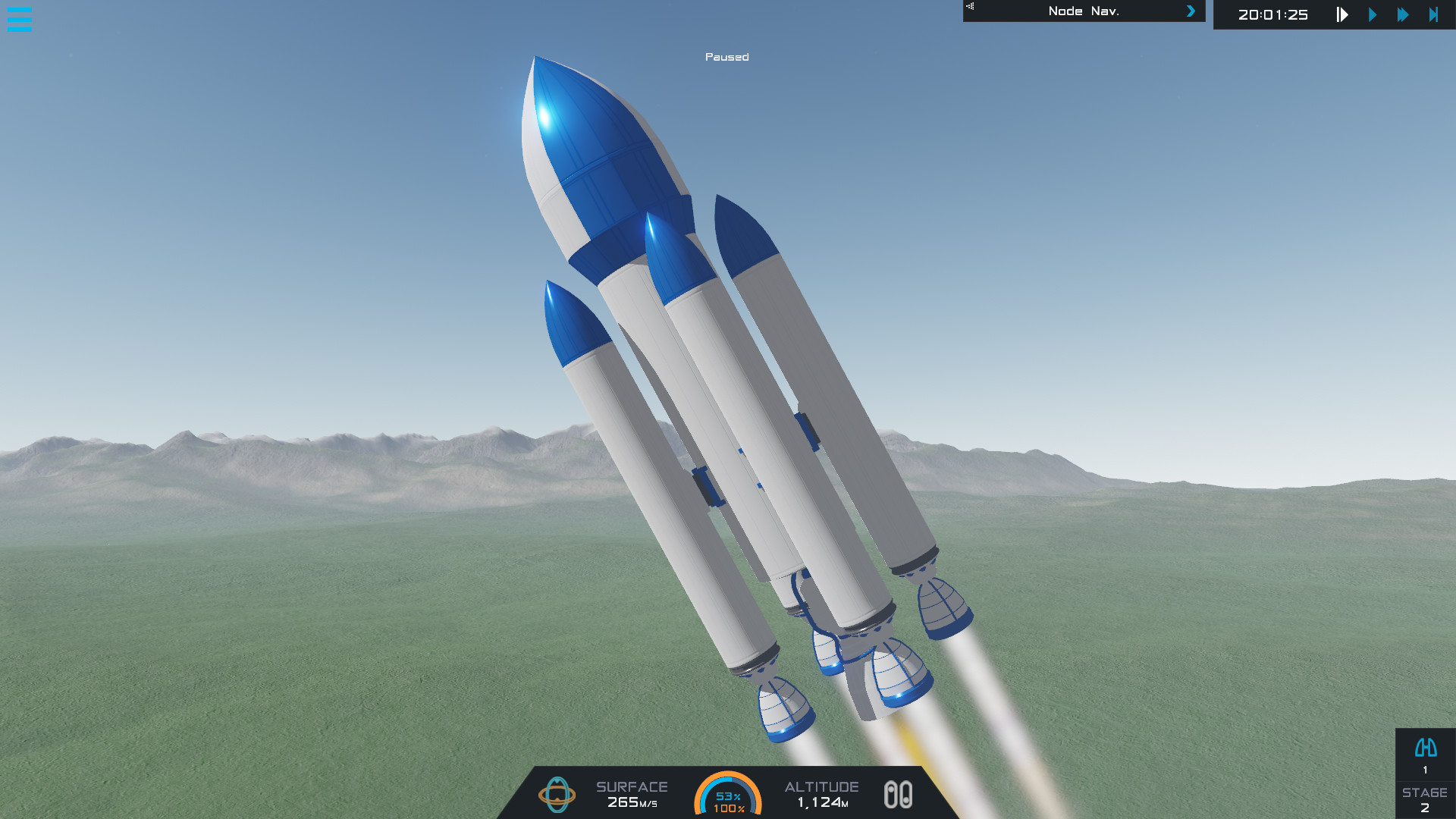 simple rockets 2