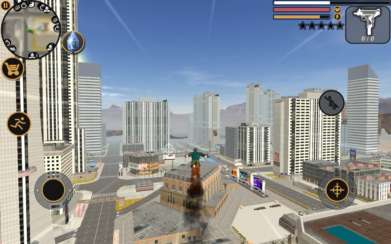 vegas crime simulator 2 взлом