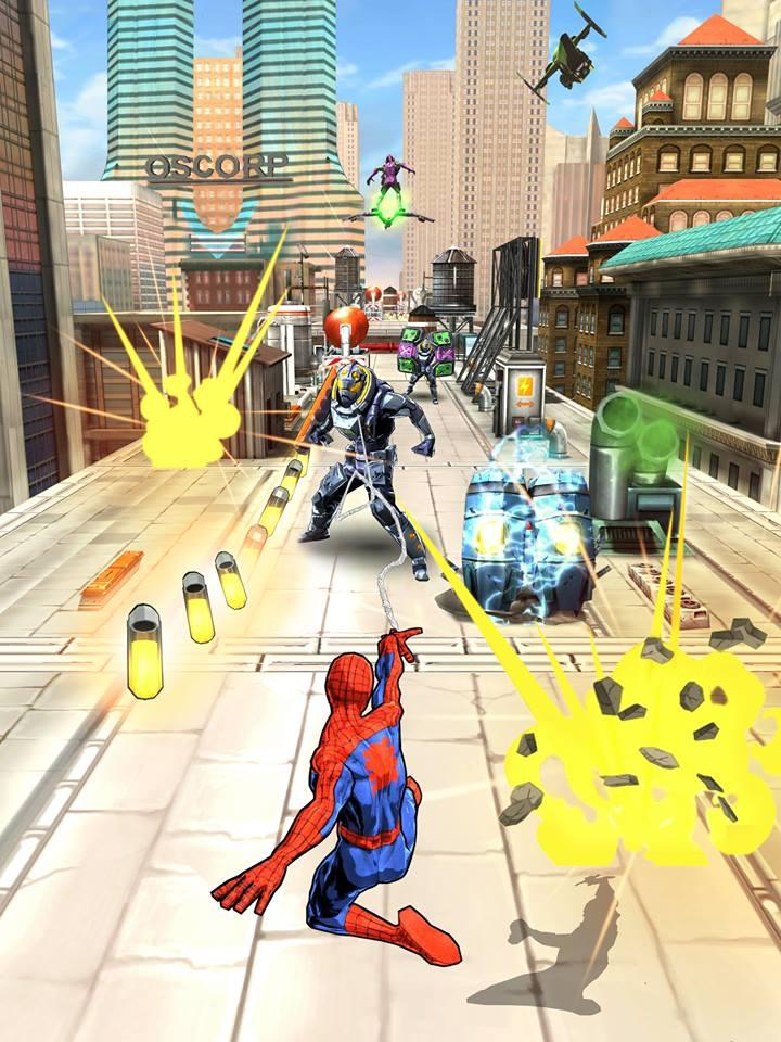 скачать совершенный человек паук на андроид