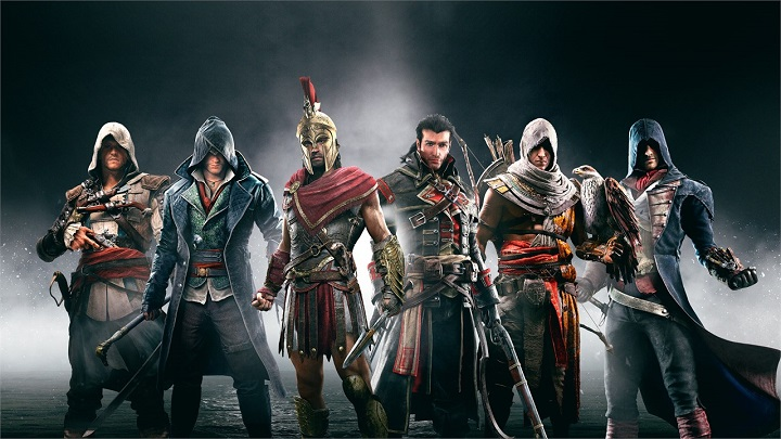 Assassin's Creed для андроид