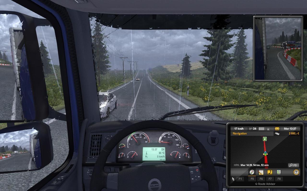 скачать Euro Truck Simulator