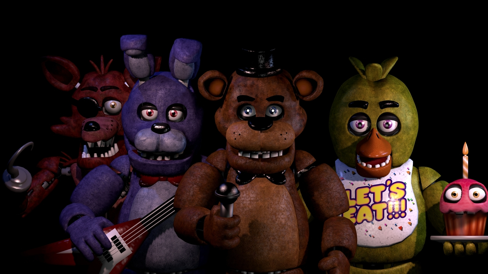 скачать Five Nights at Freddys