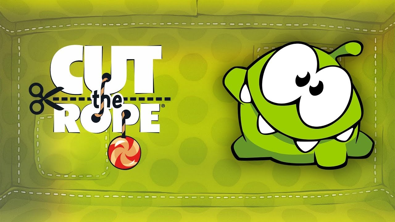игры Cut the Rope для андроид